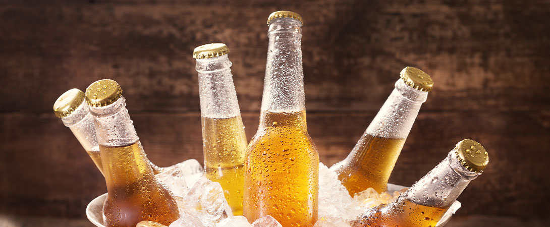 How to Keep Beer Cold on Ice
