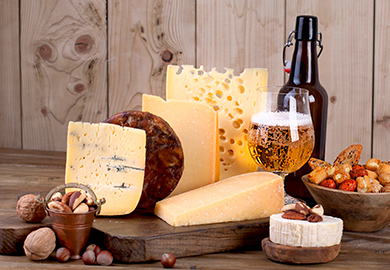 How to host a beer-and-cheese open house